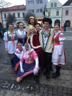 Fašiangy Žilina 2018