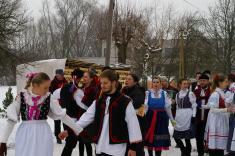 Fašiangy Zbyňov 2018