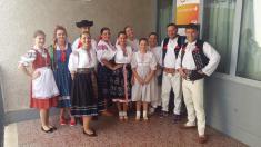 50.výročie založenia Folklórnej skupiny Latovec