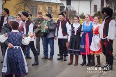 Fašiangy Zbyňov 2016