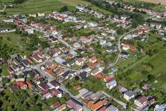 Letecké fotografie obce 2020