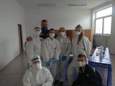 Testovanie na COVID 19 17.4.2021